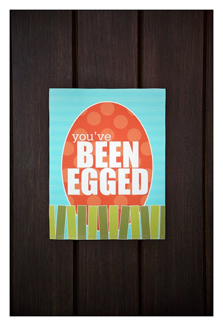 photograph about You've Been Egged Printable identified as youve been egged absolutely free obtain - 1825