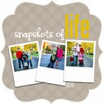 {Snapshots of Life} linky list