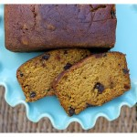 {pumpkin bread} all dolled up