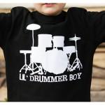 Lil' Drummer Boy T-Shirt Tutorial