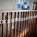 {Christmas Advents} Snowflake Christmas Countdown