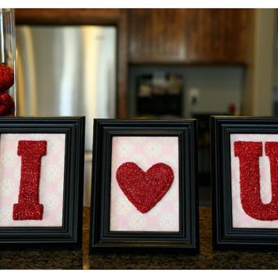 valentine's frames