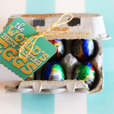 the world's best tasting eggs