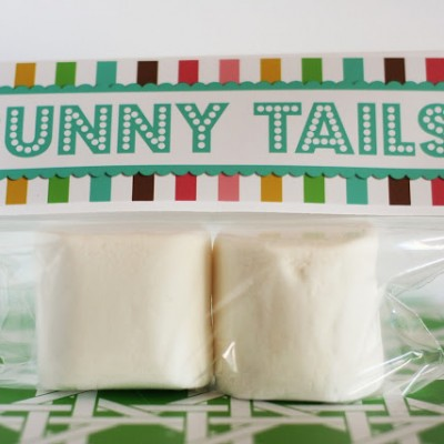 bunny tails + more i love us prints