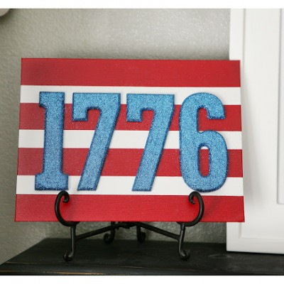 a couple more patriotic projects