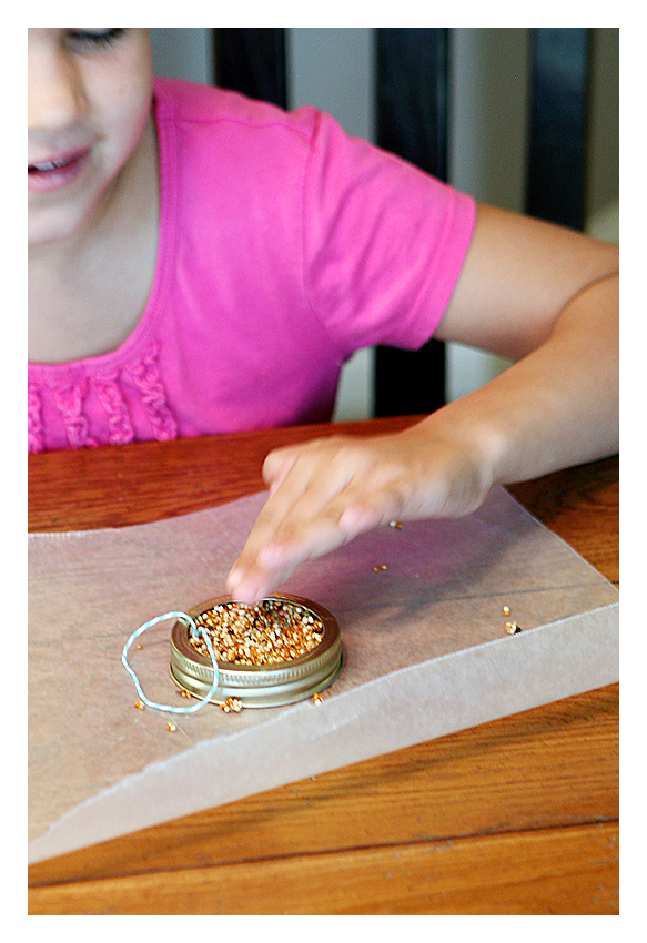 DIY Birdfeeders | Our kids LOVED making these!