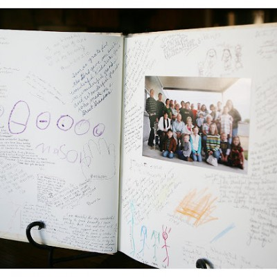 Our Book of Thanks