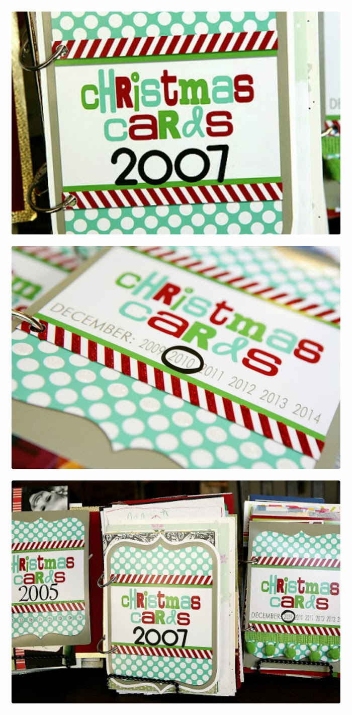 christmas card book Collage copy (1)