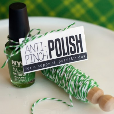 Anti-Pinch Polish