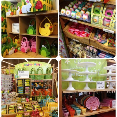 Spruce up your home with World Market for Easter