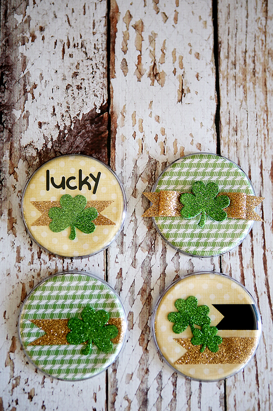St Patrick S Day Buttons Eighteen25