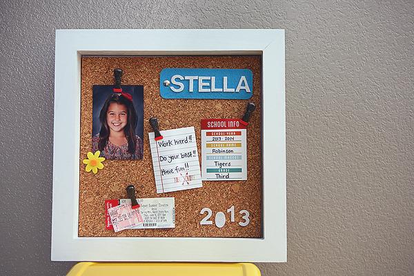 School Memorabilia Frames - Eighteen25