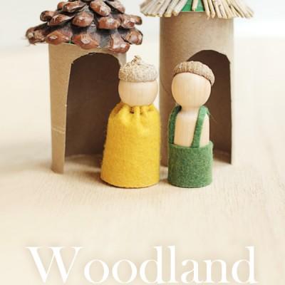 Woodland Folk Toys