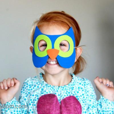 Quick & Easy Animal Masks