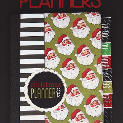 2013 Christmas Planners
