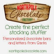 north pole chocolate