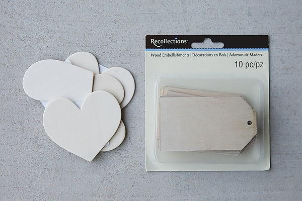 Heart Gift Tags Eighteen25