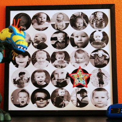 Decorating with Pictures