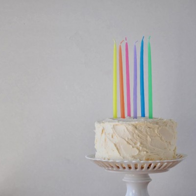 Birthday Cake Decorating