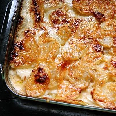 Yummy Scalloped Potatoes