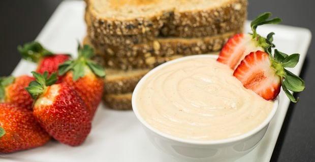http://www.blendtec.com/blog/peanut-butter-yogurt-dip-recipe-of-the-week/