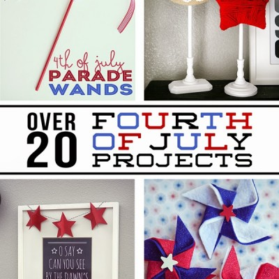 20+ Fourth of July Projects