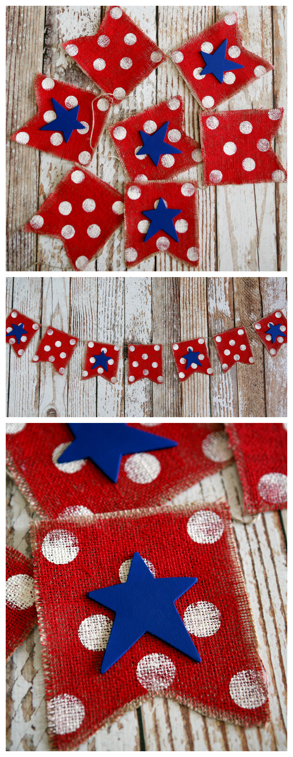 4th of July Banner | 4th of July Decoration Ideas