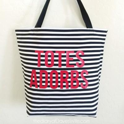 Totes Adorbs Summer Bag