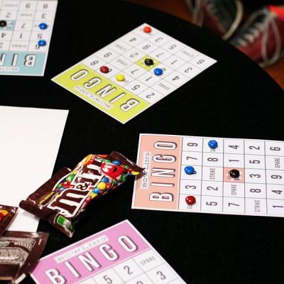 Bowling Bingo | Free Download