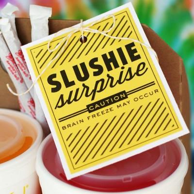 Summer Treat Surprise