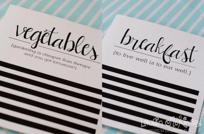 printable recipe binder eighteen25