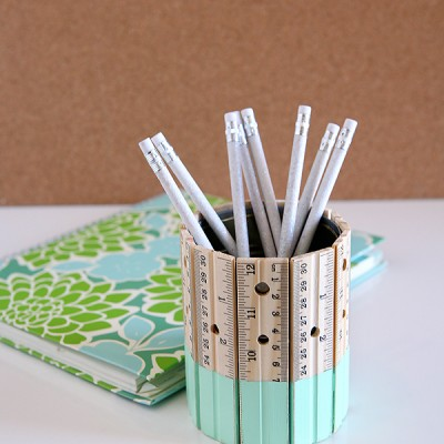 This Pencil Holder Rules