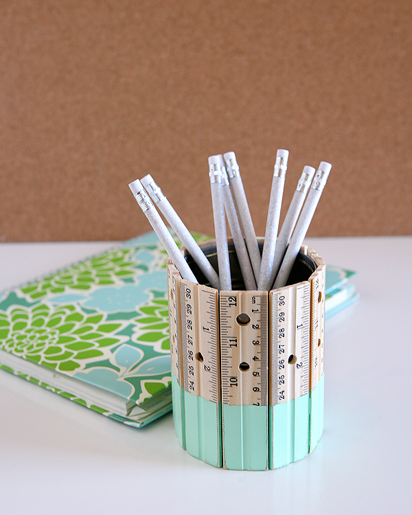 This Pencil Holder Rules Eighteen25