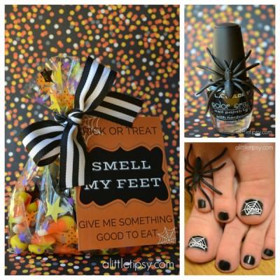 Halloween Nail Art Gift