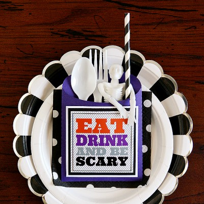 Eat, Drink & Be Scary Tags