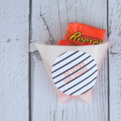 Free Printable Halloween Treat Labels