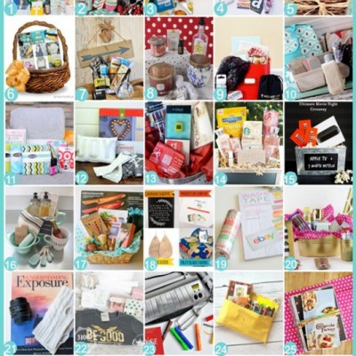 3rd Annual Our Favorite Things Giveaway
