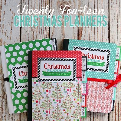 Christmas Planner 2014