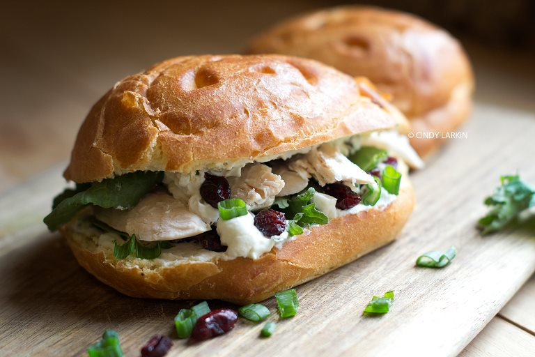 The best Thanksgiving Sandwich | Leftover Turkey Recipes