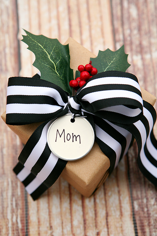 Christmas gift wrapping ideas eighteen25 now take a peek at all 24 creative gift wrap ideas below there are so many fun and unique ideas i cant wait to try out a few this year negle Images