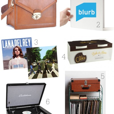 [2014 WISHlists] Jamie's List