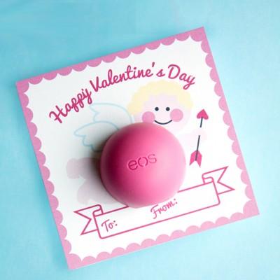 Valentine's Day Lip Balm Gift