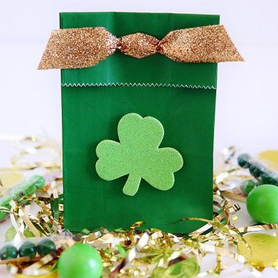 St. Patricks Day Treat Bags