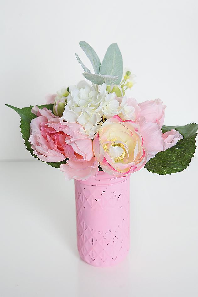 Easy Spring Floral Decor Eighteen25
