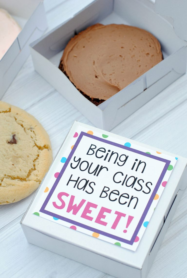 Being In Your Class Has Been Sweet | Fun Squared