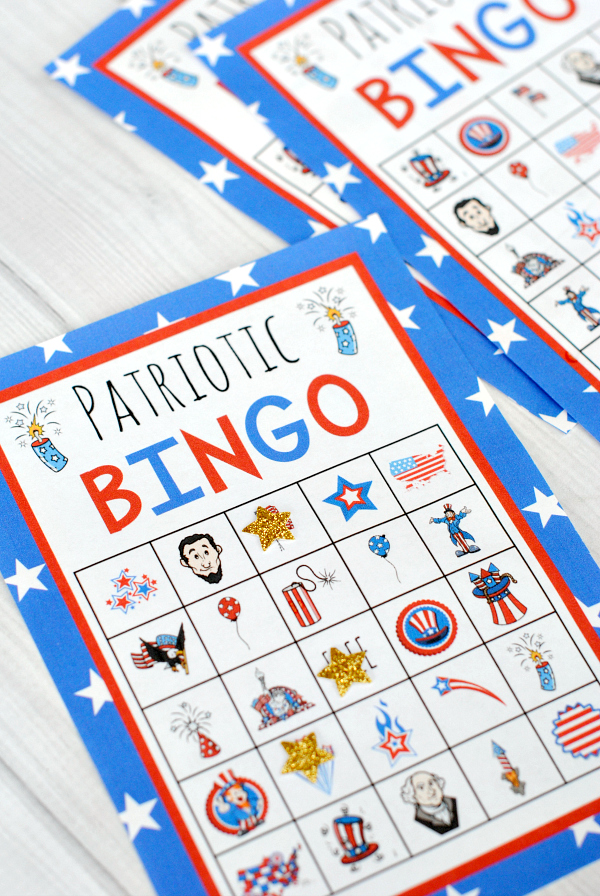 4th ofJulyBingo