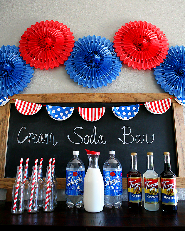 4th red-white-and-blue-cream-soda-bar