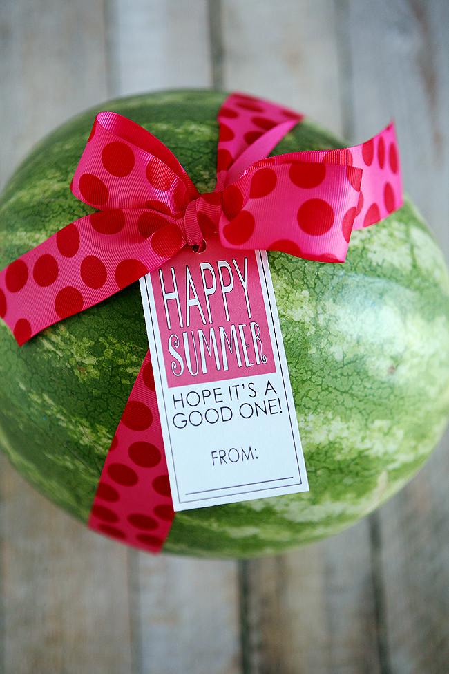 Free printable happy summer tags eighteen25 happy summer tags 650 negle Choice Image
