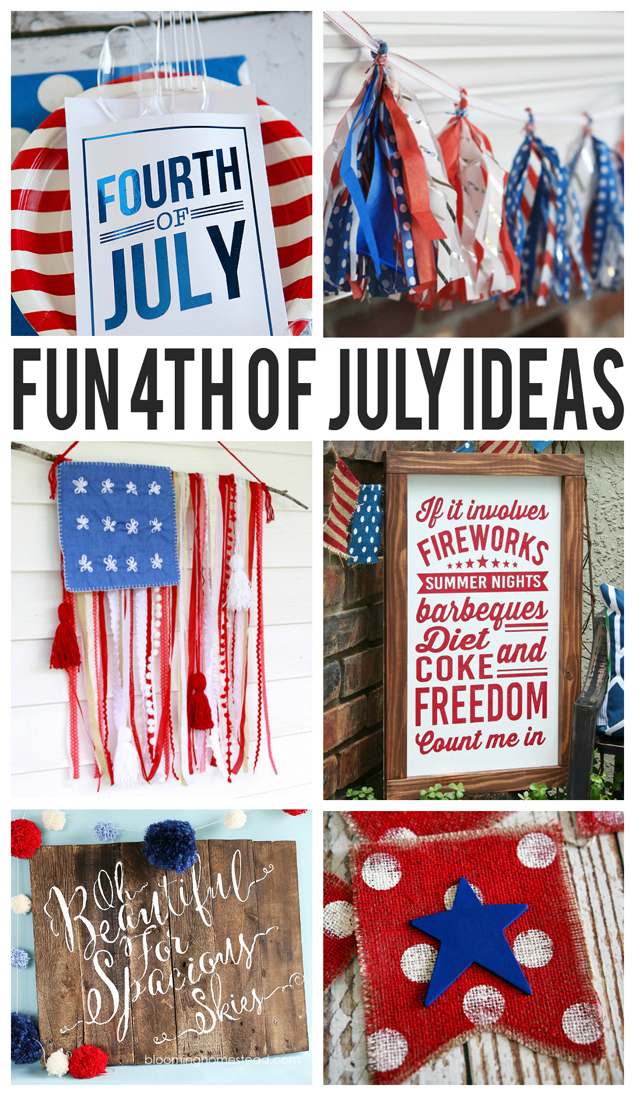 Fun 4th Of July Ideas Eighteen25