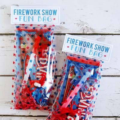 Firework Show Fun Bags